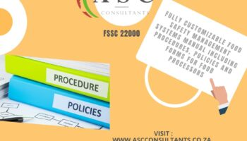Affordable FSSC 22000 Version 5 Templates – It Saves Time and Money