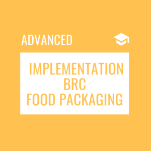 Implementation of BRC for Food Packaging