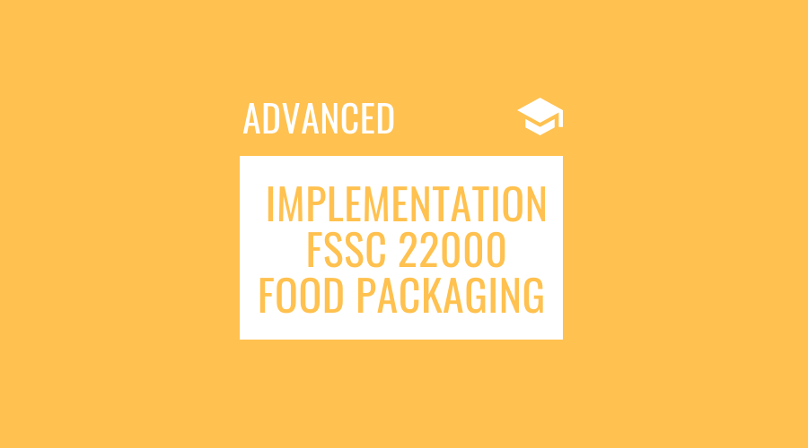 Implementation of FSSC 22000 for Food Packaging
