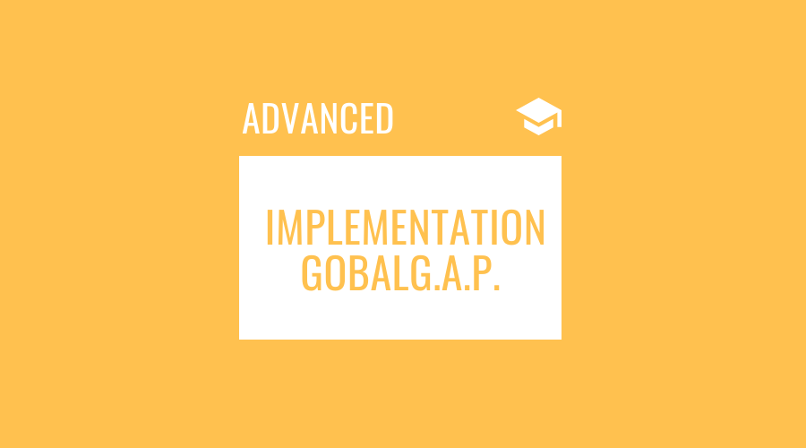 Implementation of GLOBALG.A.P.