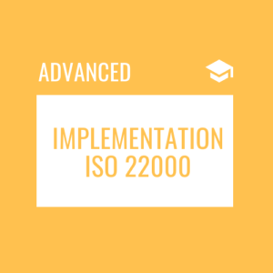 Implementation of ISO 22000