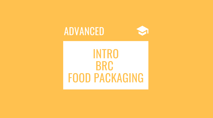 Introduction to BRC Food Packaging