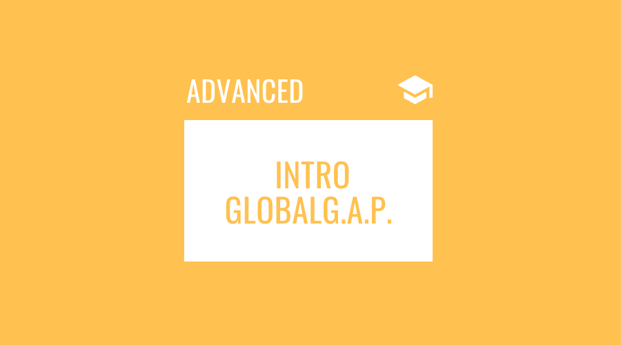 Introduction to GLOBALG.A.P.